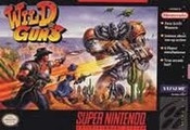 Wild Guns - SNES Game