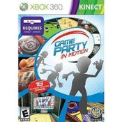 Game Party In Motion - Xbox 360 Game