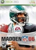 Madden NFL 06 - Xbox 360 Game
