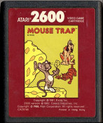 Mouse Trap Red Label - Atari 2600 Game