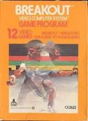 Breakout - Atari 2600 Game