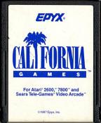 California Games - Atari 2600 Game