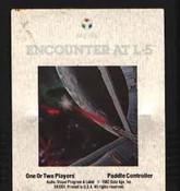 Encounter At L-5 - Atari 2600 Game
