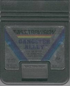 Gangster Alley - Atari 2600 Game