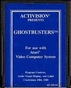 Ghostbusters - Atari 2600 Game