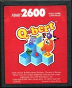 Q*Bert Red Label - Atari 2600 Game