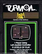 Turmoil - Atari 2600 Game