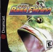 Sega Bass Fishing - Dreamcast Game