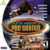 Tony Hawk's Pro Skater - Dreamcast Game