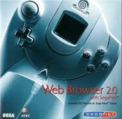 Web Browser 2.0 - Dreamcast Game