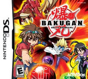 Bakugan Battle Brawlers - DS Game