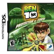 Ben 10 Protector of Earth - DS Game