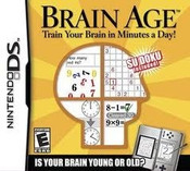 Brain Age - DS Game