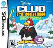 Club Penguin Elite Penguin Force - DS Game