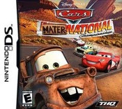 Cars Mater-National Championship - DS Game