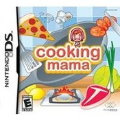Cooking Mama - DS Game