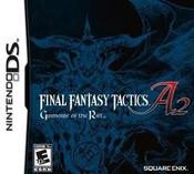 Final Fantasy Tactics A2 - DS Game