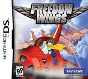 Freedom Wings - DS Game
