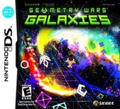 Geometry Wars Galaxies - DS Game