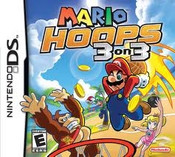 Mario Hoops 3 On 3 - DS Game