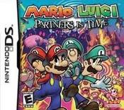 Mario & Luigi Partners in Time - DS Game