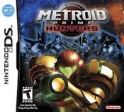 Metroid Prime Hunters - DS Game