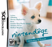 Nintendogs Chihuahua & Friends - DS Game