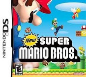 New Super Mario Bros. - DS Game