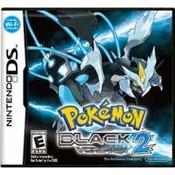 Pokemon Black 2 - DS Game