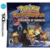 Pokemon Mystery Dungeon Explorers of Darkness - DS Game