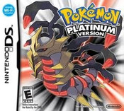 Pokemon Platinum Version - DS Game