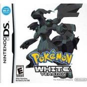 Pokemon White Version - DS Game