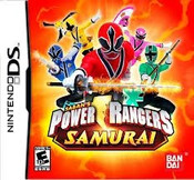 Power Rangers Samurai - DS Game