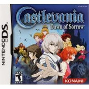 Castlevania Dawn of Sorrow - DS Game