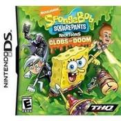 SpongeBob Globs of Doom - DS Game