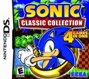 Sonic Classic Collection - DS Game