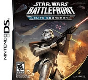 Star Wars Battlefront Elite Squadron - DS Game