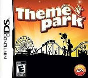 Theme Park - DS Game