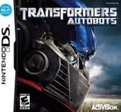 Transformers Autobots - DS Game
