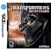Transformers Decepticons - DS Game