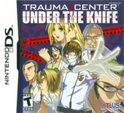 Trauma Center Under the Knife - DS Game