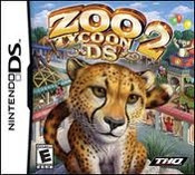 Zoo Tycoon 2 - DS Game