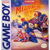 Mega Man IV Video Game for Nintendo Original Game Boy