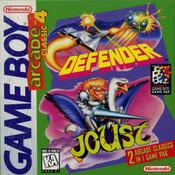 Arcade Classic 4 Games - Game Boy Game