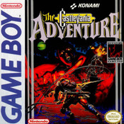 Castlevania Adventure, The - Game Boy