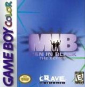 MIB Men in Black The Series - Game Boy Color