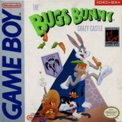 Bugs Bunny:Crazy Castle - Game Boy