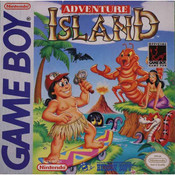 Adventure Island - Game Boy Game