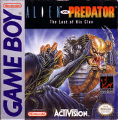 Alien VS Predator - Game Boy