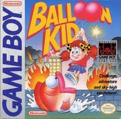 Balloon Kid - Game Boy